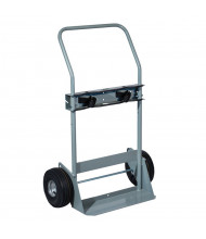 Justrite 600 to 1000 lb Double Cylinder Hand Trucks