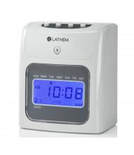 Lathem 400E Top Feed Basic Attendance Electronic Time Recorder