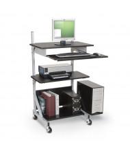 Balt Alekto 42551 Height Adjustable Sit-Stand Mobile Workstation