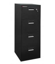 SentrySafe 4B2100 Fireproof File Cabinet (Shown in Black)