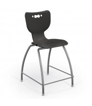 """Balt Hierarchy 30"""" H Classroom Stool (Shown in Black)"""
