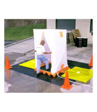 "Ultratech 6010 Hospital 52"" W x 61"" L Decon Deck, 176 Gallons (example of application)"