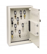 SteelMaster 48 Key Hook Electronic Combination Lock Key Safe