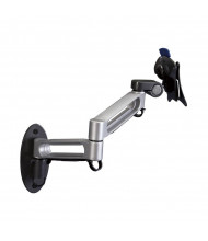 """Balt 66582 Dual Arm Monitor Wall Mount, Up to 23"""""""