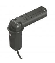 Balt Pop-Up Grommet 4 Outlet and 2 USB Charging Ports