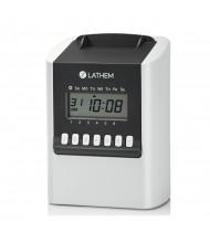 Lathem 700E Calculating Electronic Time Recorder