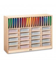 Jonti-Craft Homework Station without Paper-Trays (example of use, paper-trays and folders not included)