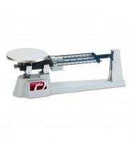 OHAUS 700 Series 760-00 Tare Fixed Pan Triple Beam Balance, 610g Capacity