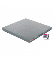OHAUS VX Series Floor Scales, 2500 to 10,000 lbs. Capacity