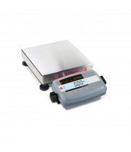 OHAUS Defender 5000 Low Profile Legal for Trade Bench Scales, 25 lbs. to 600 lbs. Capacity