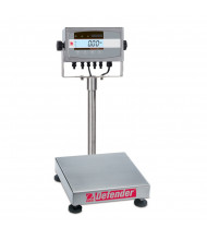 OHAUS Defender 5000 Stainless Steel Legal for Trade Bench Scales, 25 lbs. to 500 lbs. Capacity