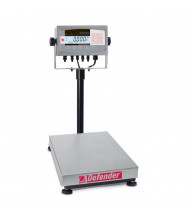 OHAUS Defender 7000 Hybrid Legal for Trade Bench Scales, 30 lbs. to 600 lbs. Capacity