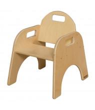 "Wood Designs Woodie 9"" H Classroom Chair"