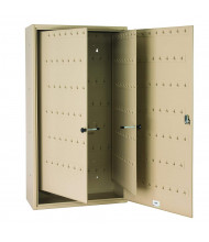 SteelMaster 106 Key Hook Dual Lock Car Key Cabinet