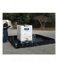 """Ultratech Ultra-Containment 8260 Economy 8 ft. x 8 ft. x 20"""" H Copolymer 2000 Spill Containment Berm"""