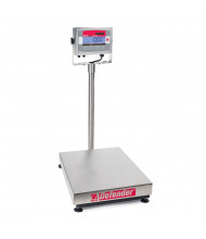 OHAUS Defender 3000 Stainless Steel Legal for Trade Bench Scales, 66 lbs. to 660 lbs. Capacity