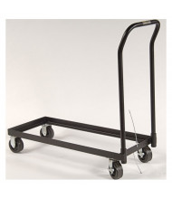 Just-Rite 84001 Rolling Cart For Relocating Cabinet, Fits 30 Gallons or Piggyback Safety Cabinets