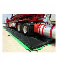Ultratech Ultra-Containment Foam Wall Copolymer 2000 Containment Berms (12 ft. x 50 ft. shown; example of application)