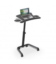Balt Lapmatic Sit-to-Stand Mobile Laptop Stand