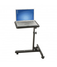 Balt Lap Jr Adjustable Height Mobile Laptop Stand (example of use)