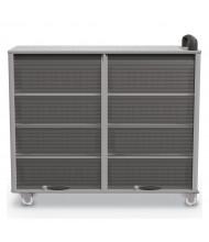 "Balt Makerspace 48"" W x 19"" D VEX Robotics School Storage Cart (Bins shown are not included)"