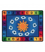 Carpets for Kids Sunny Day Learn & Play Classroom Rug