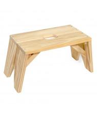 Wood Designs Outdoor Bench