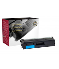 Clover Remanufactured Ultra High Yield Cyan Toner Cartridge for Brother TN439C