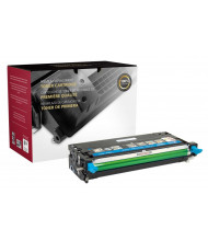 Clover Remanufactured High Yield Cyan Toner Cartridge for Dell 3110/3115