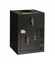 AmSec DST2014 Top Loading 1.0 cu. ft. Burglary Rated Depository Safe (Shown With Key Lock)