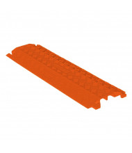 "Checkers 2-Channel 1"" Fastlane Drop Over Cable Protector (Shown in Orange)"