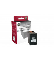 Clover Remanufactured High Yield Black Ink Cartridge for HP C2P05AN (HP 62XL)