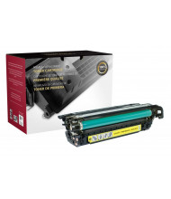 Clover Remanufactured Yellow Toner Cartridge for HP CF322A (HP 653A)