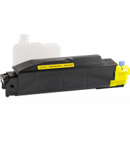 Clover Non-OEM New Yellow Toner Cartridge for Kyocera TK-5152Y