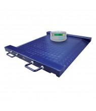 Adam Equipment PTM GK Indicator Platform Scale, 1100 lbs. Capacity