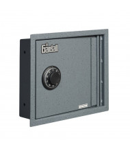 Gardall SL4000F .26 cu. ft. Heavy-Duty Concealed Wall Safe with Flange (Shown in Granite With Dial Combination)
