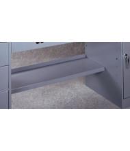 "Tennsco SM-42 Lower Shelf for 72"" W Top Modular Electronic Workbenches (Shown in Medium Grey)"
