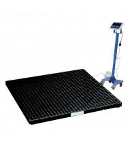 Vestil VLPFS Low Profile Floor Scales, 2000 to 20,000 lbs. Capacity