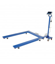 Vestil VPU-6 U-Shaped Platform Scale, 6000 lbs. Capacity