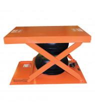Vestil Low Profile Air Bag 1000 to 6000 lb Lift Tables