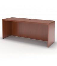 "Mayline Aberdeen ACD7224 72"" W Straight Front Office Desk Credenza (Shown in Cherry)"