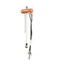 Vestil 10 ft. Air Chain Hoist 250 to 1000 lb Load