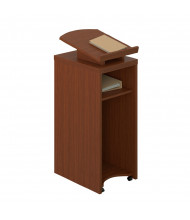 "Mayline ALCT 44"" H Presentation Lectern Podium (Shown in Cherry)"