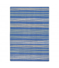 Joy Carpets All Lined Up Rectangle Classroom Rug, Pastel