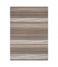 Joy Carpets All Lined Up Rectangle Classroom Rug, Neutral