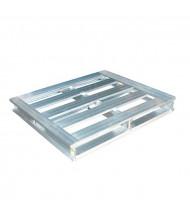 Vestil 6000 lb Capacity 4-Way Heavy-Duty Aluminum Pallet