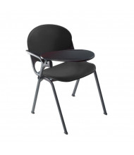 """KFI Seating 2000-AP 11"""" x 16"""" Tablet Arm Student Chair Desk, Right-Hand (Shown in Charcoal)"""