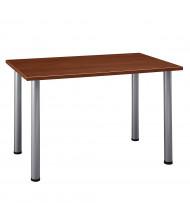 "Bush Aspen 48"" W x 28.5"" D Training Table (Shown in Hansen Cherry)"