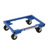 Vestil ATD-1622-4 Adjustable Tote 2000 lb. Steel Dolly