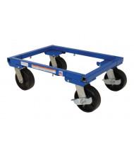 Vestil ATD-1622-6 Adjustable Tote 3000 lb. Steel Dolly